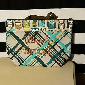 Thirty one whoo's hungry thermal